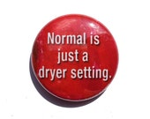 Normal Is Just A Dryer Se...