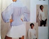 Byron Lars - Vogue Attitudes pattern 1620 blouse size 14 16 18 (bust size 36 38 40) large