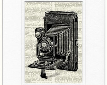 camera dictionary page print