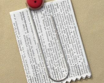 Unique Vintage Button Bookmark PSS 1812