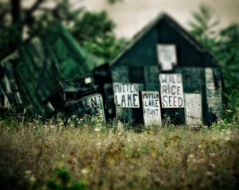 architecture photography rural decay house fine art photography home decor office decor