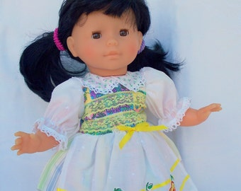 15 inch doll clothes 16 inch doll clothes Wonderful summer