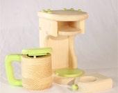 Toy Food Coffeemaker