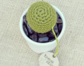 Amigurumi Crochet Cactus - Short