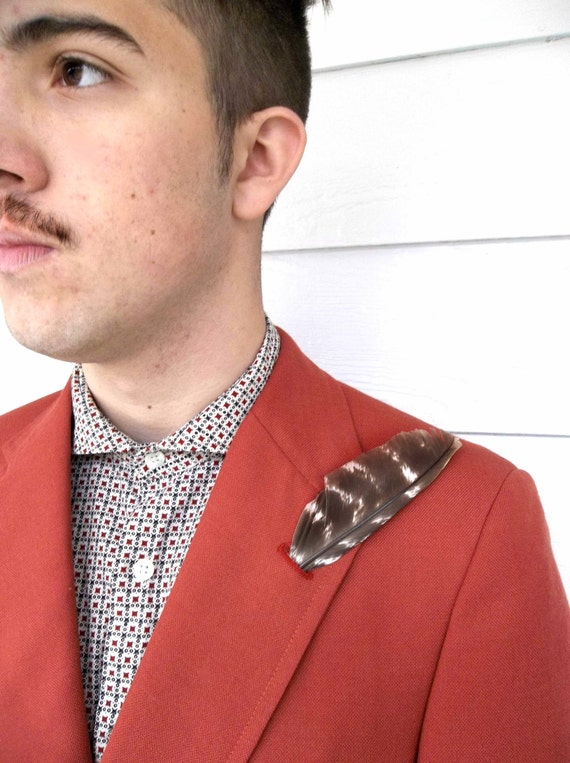 Lapel Accessory for Men and Boys, Clothing and Accessories