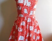 Kitten Love Dress //// RESERVED FOR MELODYBUZZ ////