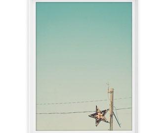 Grand Rapids 1 (Star) // Fine Art Giclée Print // Photography