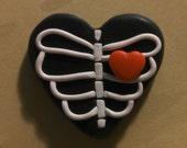 Heart Rib Cage