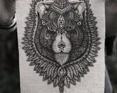 See Lion Hemp/Organic Cotton Patch