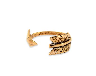 Two for One Sale....Arrow Ring 062