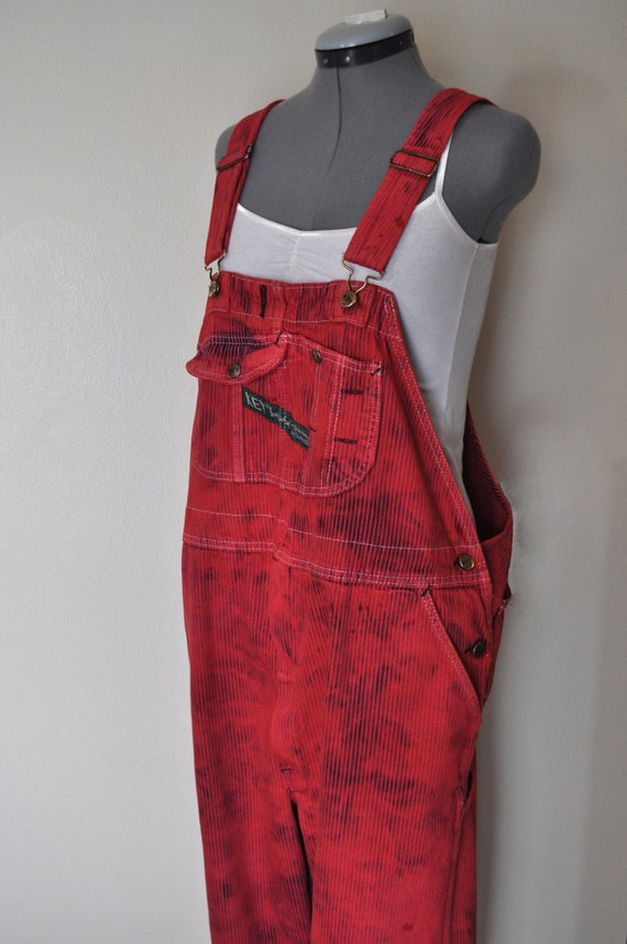 Red Kap Overalls: Men's BD10 DN Cotton Denim Bib Overalls. Ranchers, farmers, cowboys, loggers -- they all wear jeans because jeans are durable and rugged enough for any job/5(8).