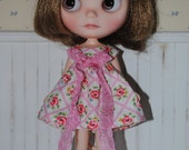 Cath Kidston babydoll dress for Blythe (pink)
