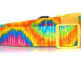 Heat Wave,,,,,Custom Dog Collar