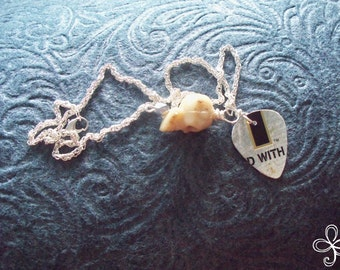 Hot Top-Pick Necklace (with skull)