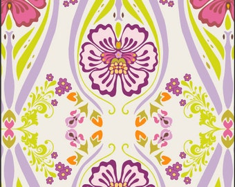 SALE: Dreaming in French Light Femme Fatale Fabric by Pat Bravo for Art Gallery Fabrics - 1 Yard