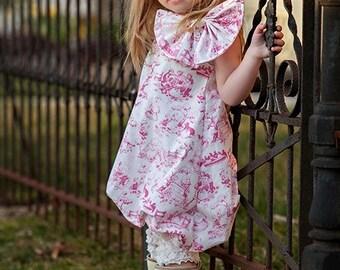 Girls Dress 6-8-10-Girl Dress-Girls Spring Dress-Girls Summer Dress-Girls Birthday Dress