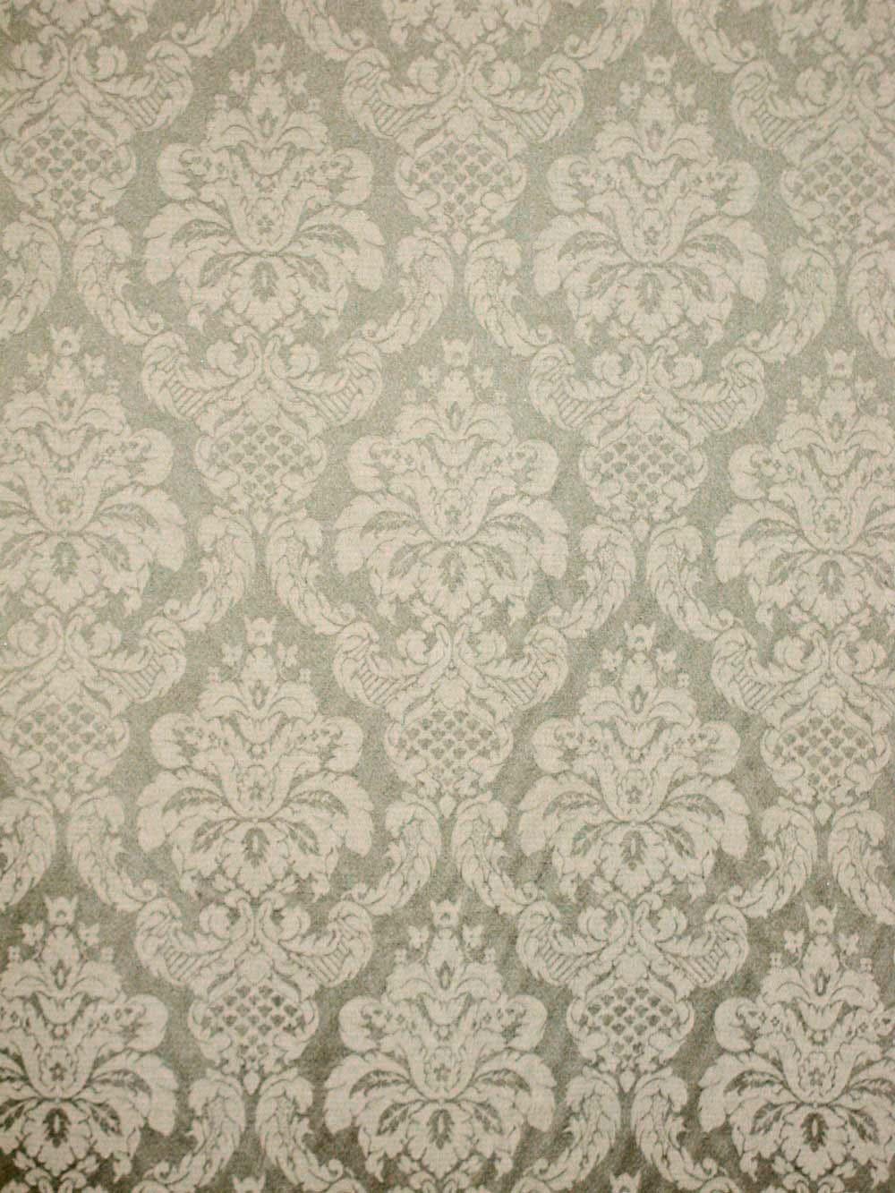 popular brown beige green damask - photo #3
