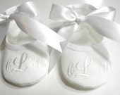 Personalized Baby Gift- Baby Shoe- Baby Shower Gift- Monogrammed Shoes- Birthday Shoes- Christmas Gift- Newborn Baby Gift- Newborn Keepsake