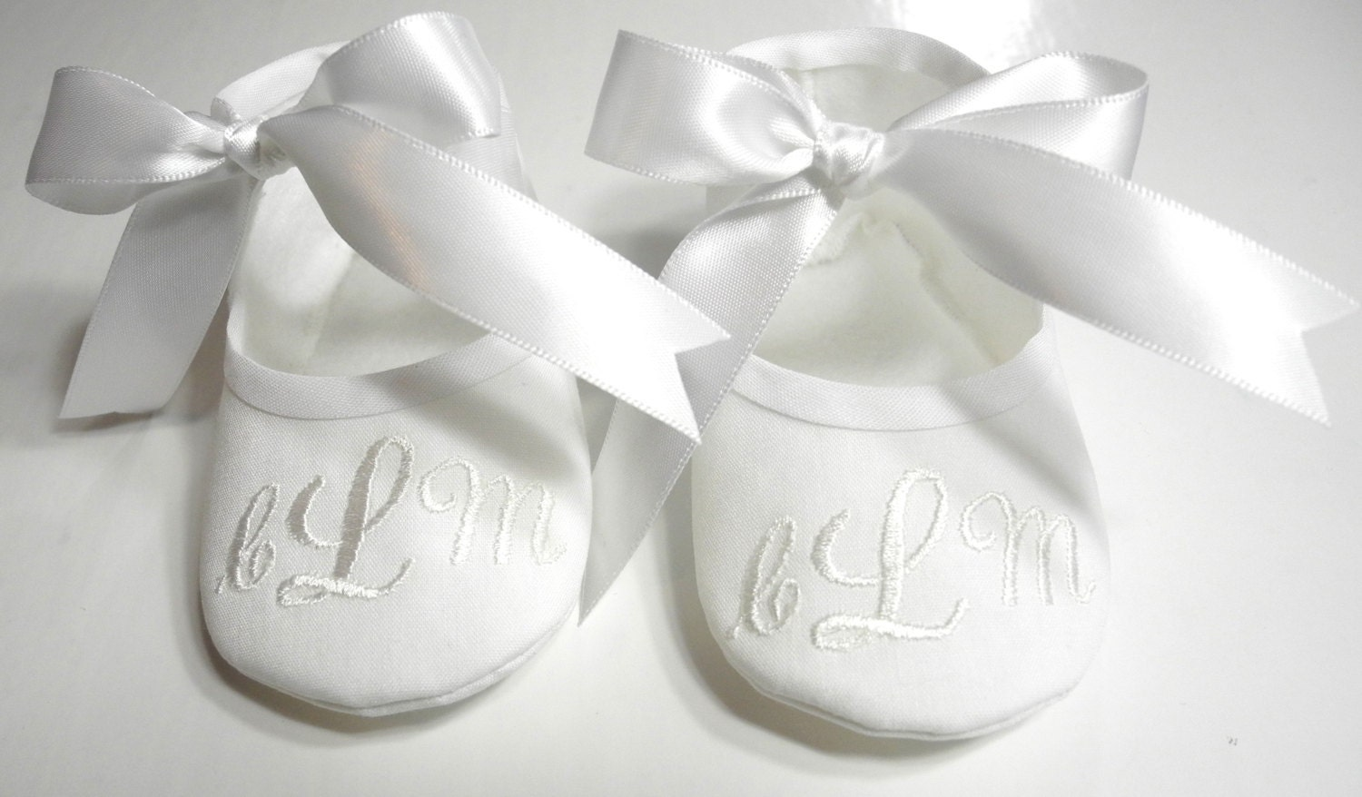 personalized baptism baby shoes baby baptism by kaylanesisters