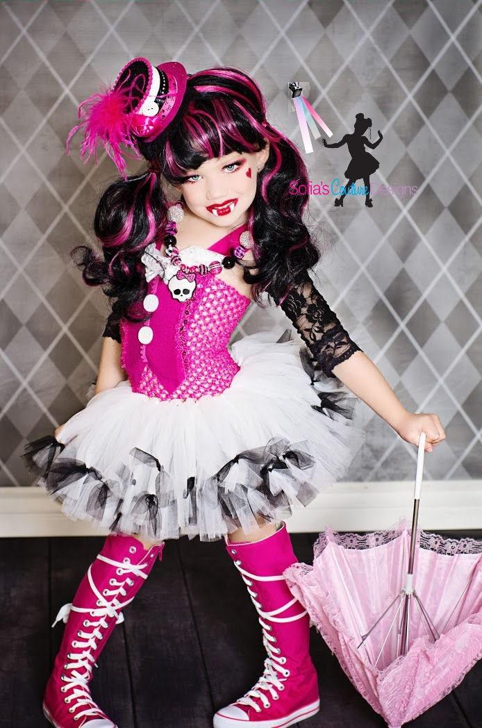 Monster High inspired costume Draculaura by ...