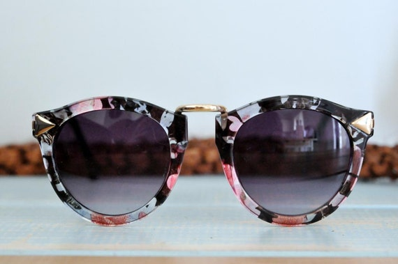 The FLORAL sunglasses