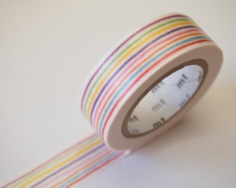 mt IRO (COLOR) PENCIL Washi Tape (10M)