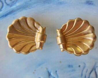 Deco Scallop Shells ( 3 pc)