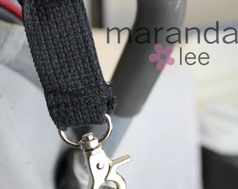 Stroller Straps to Attach Your Diaper  Bag to a Stroller -Ready to SHip