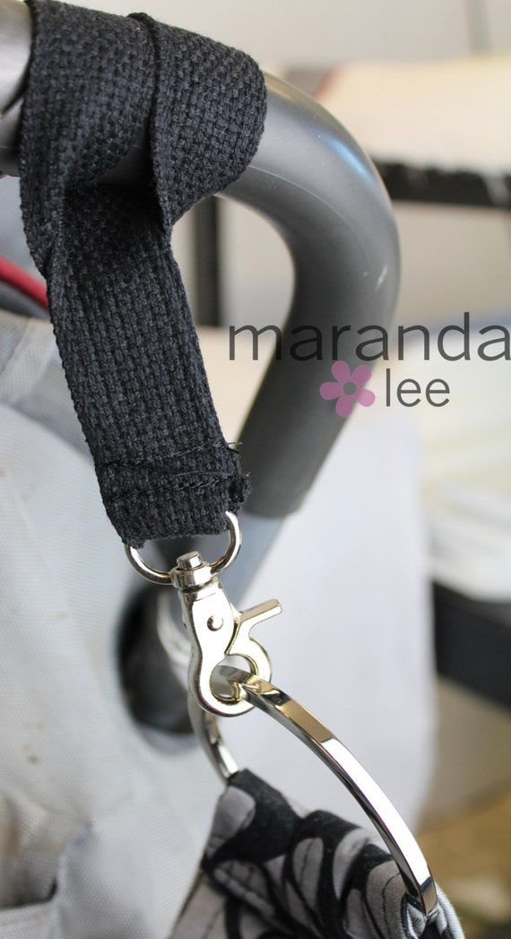 items similar to stroller straps to attach your diaper bag to a stroller on etsy. Black Bedroom Furniture Sets. Home Design Ideas
