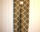 Special Order for Shannon - Waverly Williamsburg Chippendale Fretwork Brown Cream Fabric