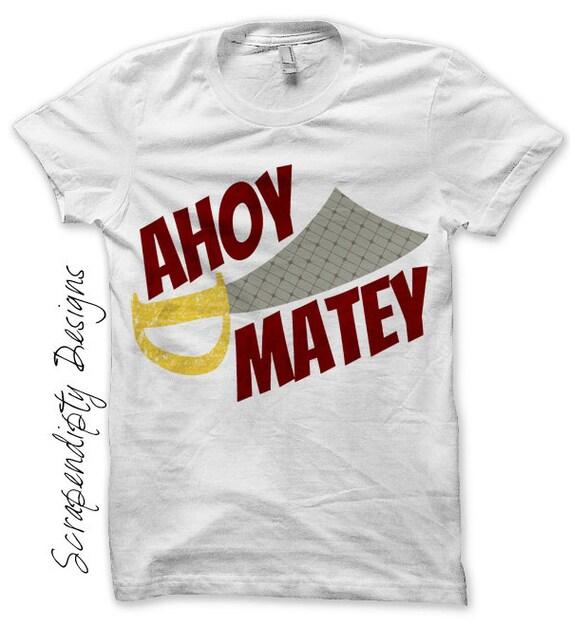 Pirate Iron on Transfer - Boys Iron on Shirt PDF / Pirate Shirt Design / Boys Clothing One Pieces / Iron on Patch / PDF Printables IT125-C