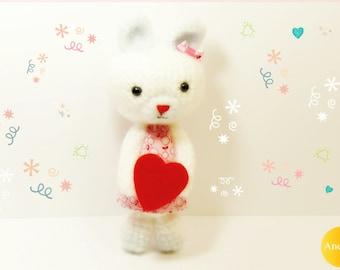Teddy bear , plushie,amigurumi, Plush bear. softie Teddy Bear. amigurumi crochet