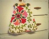 Linen  Toddler dress