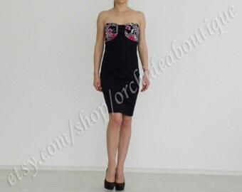 Little black dress/ short bodycon dress/ black bodycon dress/ black cocktail dress/ tight sexy dress/ simple elegant dress/ party dress