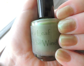 I'm A Leaf On The Wind Nail Polish - Firefly Inspired