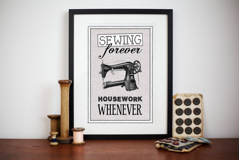 wall art for sewing room elitflat
