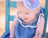 Baby Girl Flower Headbands, Newborn Baby Girl Headband, Easter Headbands, Spring Headbands, Hair Accessories