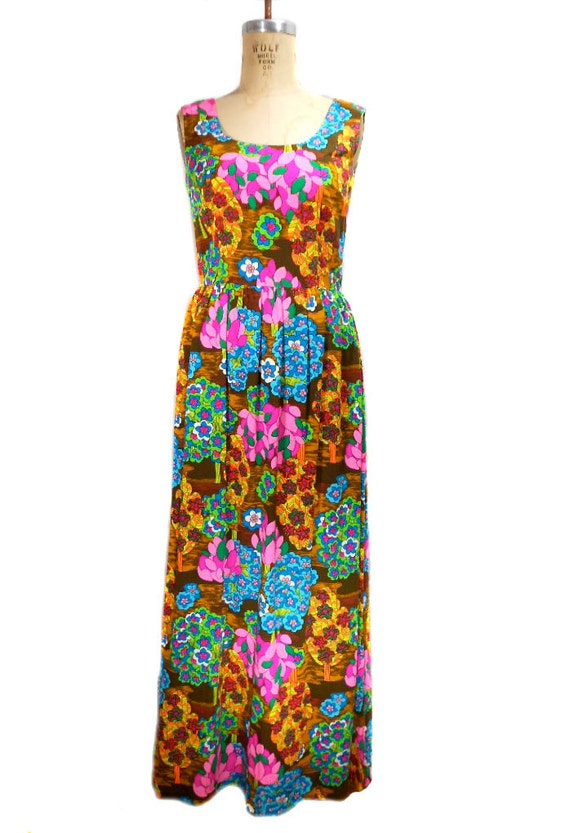 Women's floral maxi dresses must