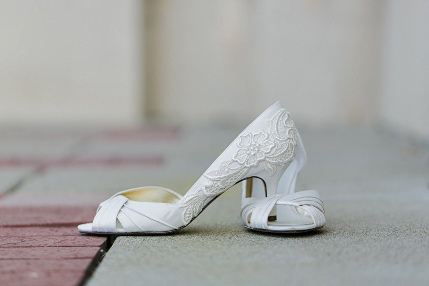Ivory Wedding Shoes Bridal