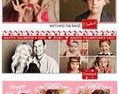 Valentine's Day Facebook Timeline Covers - FB4547 - Instant Download
