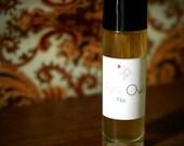 Pink Owl No. 3 - 1/3 oz Roll-on - Black Currant - Vanilla - Rose - Immortelle - Artisan Perfume Oil - Sweet & Fruity