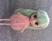 Blush Middie Blythe Bubble Dress