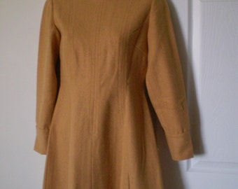 On Sale CARAMEL CUTIE Vintage Mod Mini dress