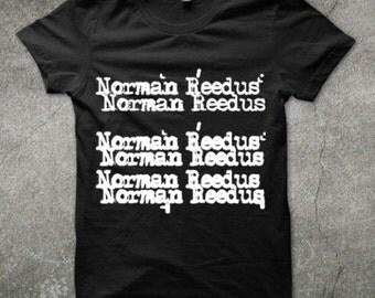 Norman Reedus Cheap Trick Inspired Tee Shirt