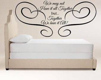Be Strong Brave Humble Badass Large Custom Vinyl Wall Decal - Wall decals inspirational
