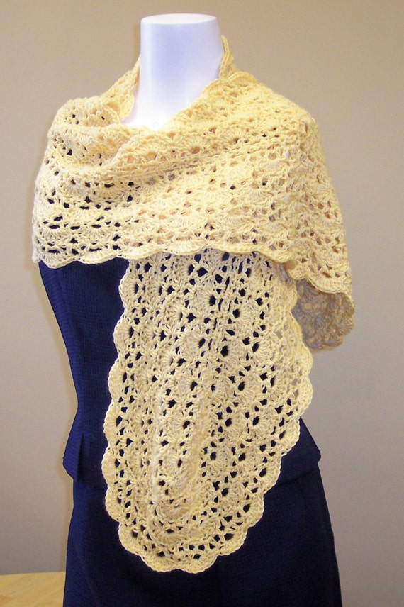 Crochet Prayer Shawl : Crochet Prayer Shawl