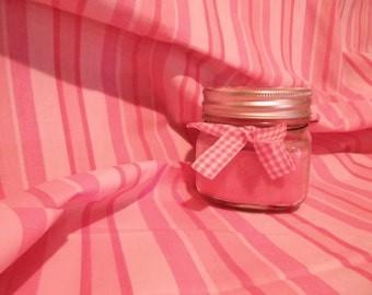 Cotton Fabric Vintage Striped Percale Cotton Candy