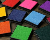 15 Colors Ink Pad Set - Stamp Ink Pad - Stamp Pad