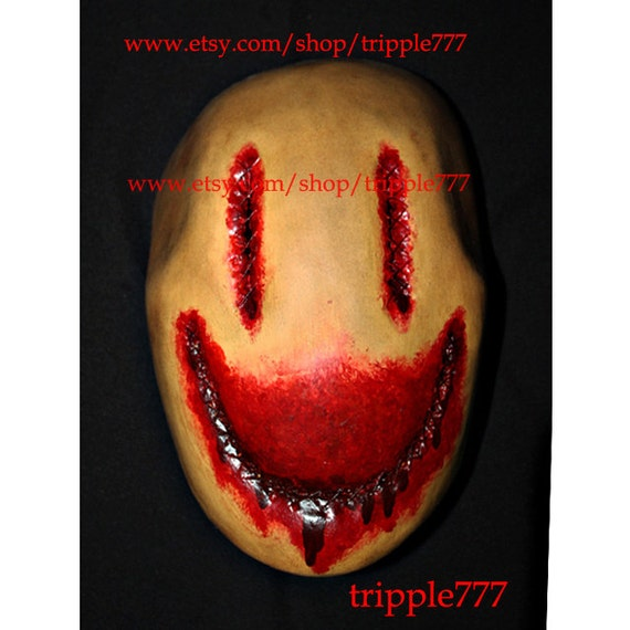 Halloween mask Halloween costume & Cosplay mask by tripple777