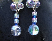 Dangling Bubble Earrings